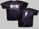 3XL Classic Back in Black AC/DC t-shirt, AC/DC t-shirt