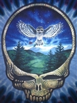 3XL Grateful Dead Owl Steal Your Face Shirt