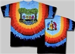 3XL Grateful Dead Dancing Bears t-shirt