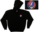 Steal Your Face Grateful Dead Embroidered Hoodie