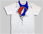 Grateful Dead White Unleashed shirt