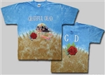 Desert Skull Grateful Dead shirt