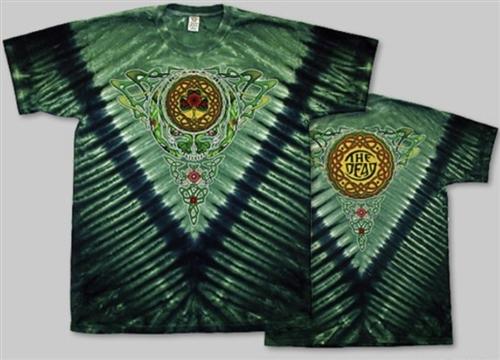 Celtic Knot Steal Your Face Grateful Dead Tie Dye T Shirt