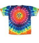 Kids Circle Dancing Bears tie dye t-shirt, Dancing Bears tie dye t-shirt, dancing bears t-shirt, Grateful Dead Dancing Bears tie dye shirt, kids dancing bears shirt