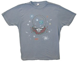 Vintage Faded Space Your Face Grateful Dead shirt