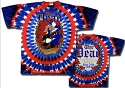 The Dead in Saratoga Springs NY shirt