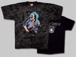 Jerry Garcia of the Grateful Dead tie dye shirt, Sundog Grateful Dead Shirt