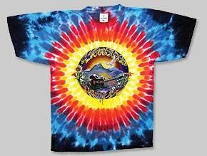256fa609d9995 Woodstock Days tie dye t-shirt