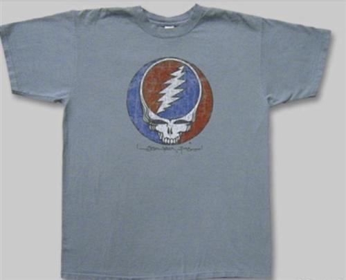 56d805ba367 3XL Grateful Dead Steal your Face tie dye t-shirt