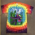 3XL Alice in Wonderland shirt