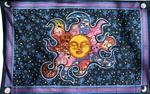 A Dreaming Sun Wall Tapestry , college wall tapestry, cheap wall tapestry