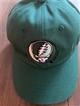 Dead and Company Green Steal Your Face baseball cap