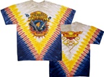 Further Festival 2010 Tour tie dye t-shirt, Further tour shirt, Furthur t-shirt, Furthur shirt, Furthur 2010 shirts