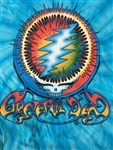 Grateful Dead Love Light tie dye shirt
