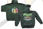 Dancing Bears Grateful Dead hoodie, Grateful Dead sweatshirt, Dancing Bear hoodie,
