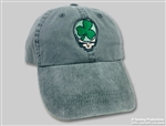 Grateful Dead Shamrock STY Hat - Green Dead and Company hat