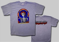 Skull and Roses Grateful Dead t-shirt, Grateful Dead Tour t-shirt