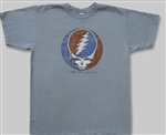Distress Steal Your Face Grateful Dead shirt