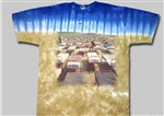 Pink Floyd Momentary Lapse tie dye t-shirt