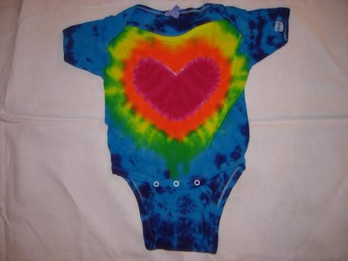 Infant Tie-Dye Onesie